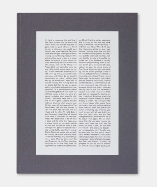 Seth and Sheila Stayed Behind, New Documents, 2015