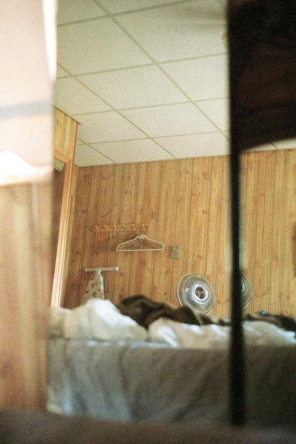 Mirror, Muskoka, 2013